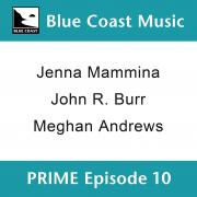 Episode 10 - Mammina Burr Andrews - Cover Image