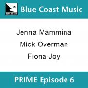 Episode 6 - Mammina Overman Joy - Cover Image