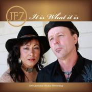 Jez - It Is What It Is - Cover Image