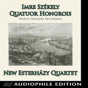 New Esterházy Quartet - Imre Székely - Quatuor Hongrois - Cover Image
