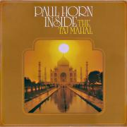Paul Horn - Inside The Taj Mahal - Cover Image