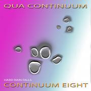 Qua Continuum - Continuum Eight - Cover Image