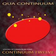 Qua Continuum - Continuum Twelve - Cover Image