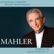 San Francisco Symphony - Mahler Symphony No.8 - Cover Image