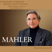 San Francisco Symphony - Mahler Das Lied von der Erde - Cover