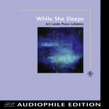Blue Coast Records - Art Lande - While She Sleeps - Cover Image