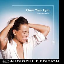 Jenna Mammina - Close Your Eyes - Cover Image
