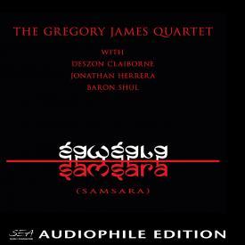 Gregory James - Samsara - Cover Image