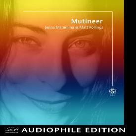 Jenna Mammina & Matt Rollings - Mutineer - Cover Image